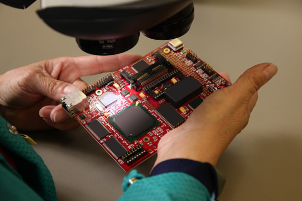 Contract Manufacturer - SMT & PCB Assembly - About Our